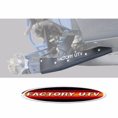 Factory UTV Trailing Arm Guards 2011 2012 2013 2014 Polaris RZR XP 900 XP4 900