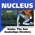 Under the Sun/Snake Hips Etcetera by Nucleus (UK) (CD, 2003, 2 Discs, Beat Goes On)