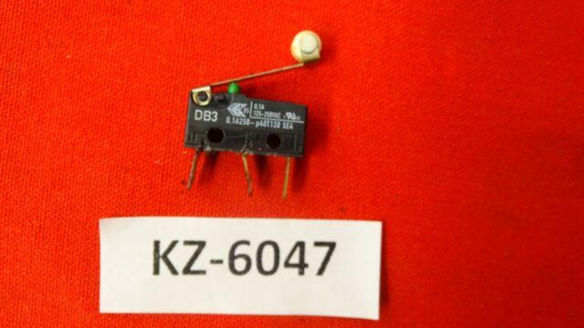 Mikroschalter Schalter mit Hebel Kaffeeautomat wie Philips Saeco NE05.038