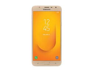 Samsung J7 (2018) 32GB Gold Unlocked 5.5 inches display J737P Smartphone