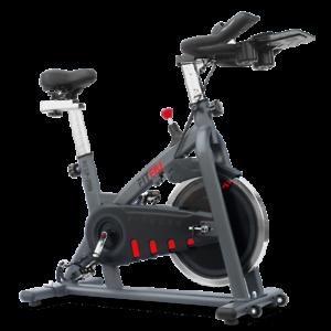 Bicicleta indoor FITFIU disco inercia 18kg pulsometro, soporte móvil y botellas