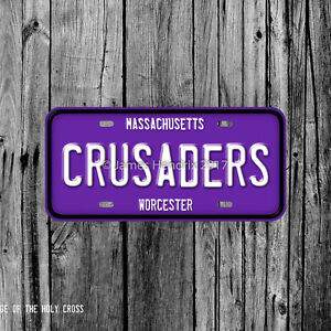 ccd73f99 Image is loading College-of-the-Holy-Cross-Crusaders -Worcester-Massachusetts-
