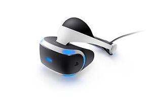 VR Headset,Playstation Camera