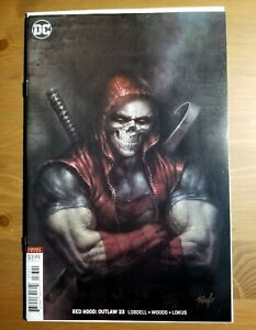 Red-Hood-Outlaw-33-Parrillo-Variant-Cover-NM-Unread-DC-Comics-2019