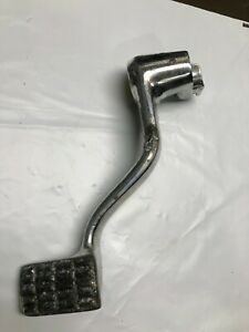 2006-2015-Harley-Davidson-V-Rod-Rear-Brake-Pedal-Assembly-44738-06-AS-IS-READ
