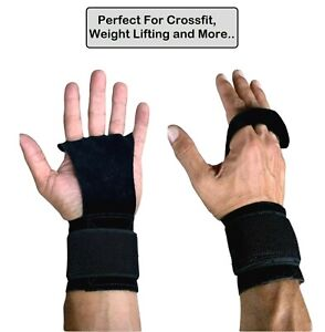 Workout Gloves Weight Lifting WOD Gym Crossfit Training Grips Exercise Men Women