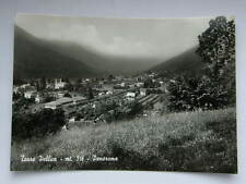 TORRE PELLICE panorama Torino vecchia cartolina