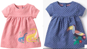 89b0cac1d388 Mini boden baby girl dress 0 3 6 9 12 18 24 months 2 3 4 years NEW ...