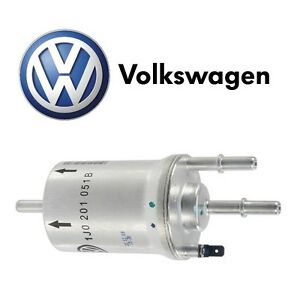 details about for vw beetle 2006 2010 jetta 2002 2005 gas fuel filter oes 1j0 201 051 b  2005 vw jetta fuel filter #15
