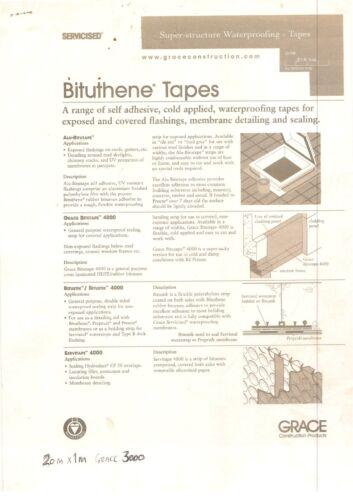Grace Bitutape Bituthene Tape