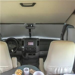 Remis-Remifront-III-Front-Blinds-Mercedes-Sprinter-2007-Onwards-Privacy-Private
