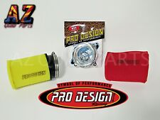 Pro Design Pro Flow K/&N KN Pre Filter Outer Wear Outerwear Polaris Outlaw 525