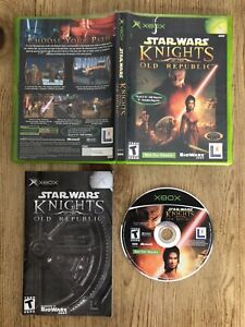 Star-Wars-Knights-Of-The-Old-Republic-Xbox-Complete-NOT-FOR-RESALE