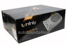 "New Infinity BassLink SM 125 Watt Loaded Powered 8"" Compact Subwoofer Enclosure"