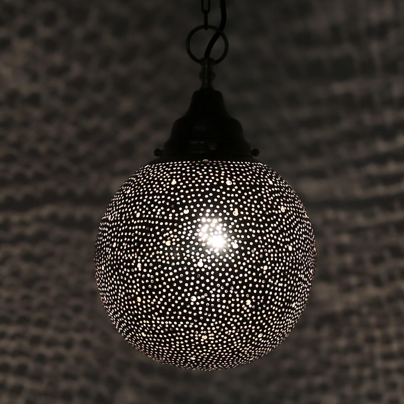 Oriental Marocaine Suspensions Lampe Marocaine Oriental lampe suspendue kora-takab laiton b8b800