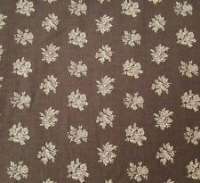 Scrappier Dots BTY Judie Rothermel Marcus Civil War Cream Tonal Green Stripe