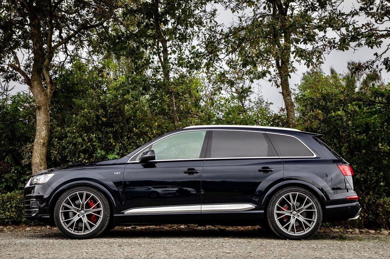 Audi SQ7 4,0 TDi quattro Tiptr. 5d