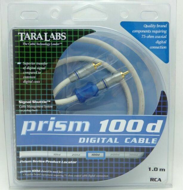 Tara Labs Prism 100d Digital Coaxial cable 2 meter older model