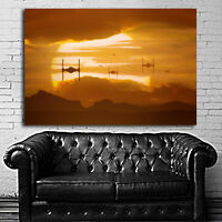 Poster Wall Mural Star Wars Sci Fi Movie 40x58 Inch (100x147 Cm) 8mil Paper