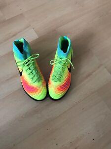 Details zu Nike Magista Kunstrasen Fußballschuh Noppen Gr. 41