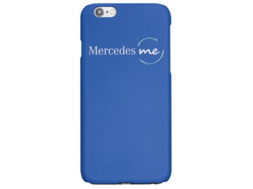 Mercedes-Benz Mercedes Me Hülle für iPhone 6 blau Kunststoff