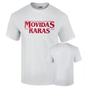 Camiseta-Stranger-things-Impresion-Terciopelo-190G-Premium-ENVIO-72-H-LABORALES