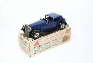 Triang-Minic-Vauxhall-Town-Coupe-In-Its-Original-Box-Excellent-Vintage-Model