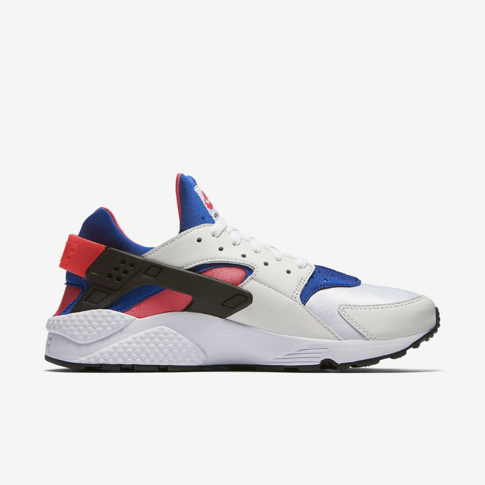 NIB NIKE Uomo 9 AIR HUARACHE RUN '91 QS AH8049 100 LIFESTYLE SHOES MSRP  130