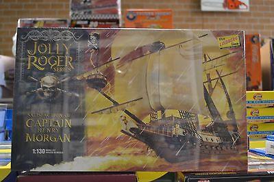 Lindberg Models 1//130 Jolly Roger Series Capt Morgan HL219//12