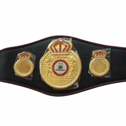 WBA WORLD Boxing Champion Ship Replica boxing Belt Adult size Replica