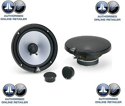 """JL Audio TR650-CSi 6.5"""" 17cm 165mm 2 way Component Car Speakers 1 PAIR new"""