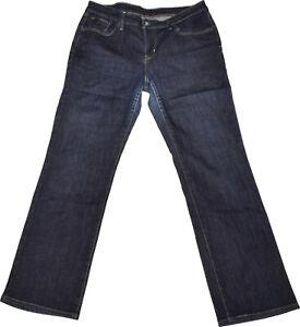 Levi-s-700-Jeans-W32-L30-Dark-Blue-Stretch