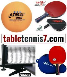 +   SALE!  PREMIUM QUALITY PING PONG Rackets, Balls and Nets   + Québec Preview