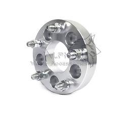 1 Wheel Adapter 5x45 To 5x5 12532mm Adapt Jeep Jk Wheels On Tj Yj Kk Xj Mj Fits Ford
