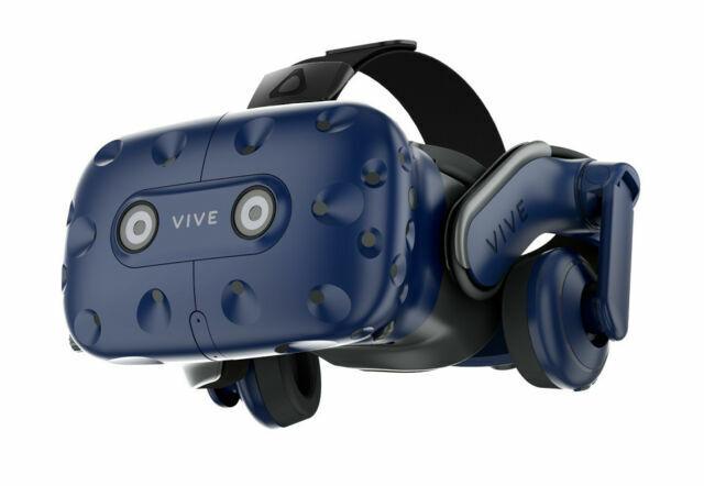 : HTC Vive Pro (2018) Virtual