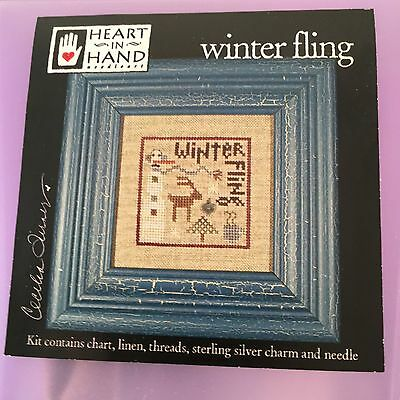 *OUT OF PRINT* Heart in Hand Winter Fling Kit