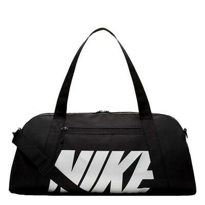 NIKE Women's Gym Club Training Duffel Bag BA5490 018 Black 100%AUTHENTIC Comfort | eBay