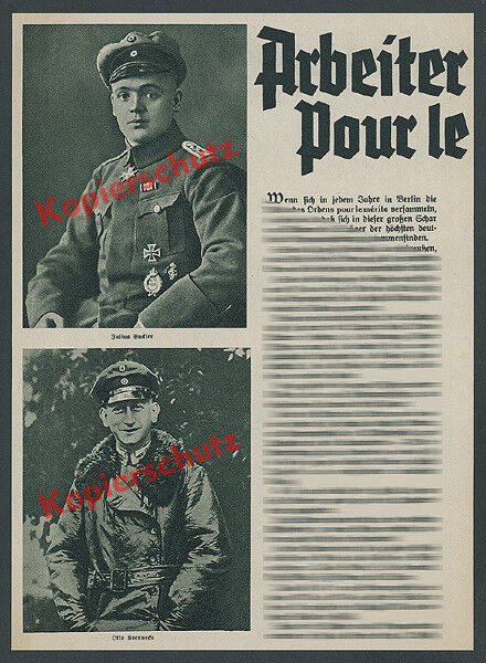 Imperial Fighter Force Pilot PLM Rumey koennecke Thom Buckler Airforce 1918