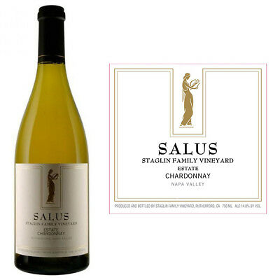 Staglin Estate Family Vineyards, SALUS NAPA VALLEY CHARDONNAY  **3 BOTTLES**
