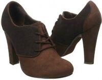 Xoxo Jasmine Ankle Boot Bootie 4 Heel Sz 8 Med