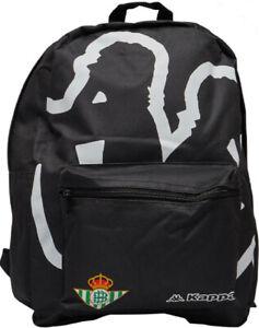 certamente incontrare profumo  Kappa Mens RBB Real Betis Piper Backpack Black/White new 8032606626645 |  eBay