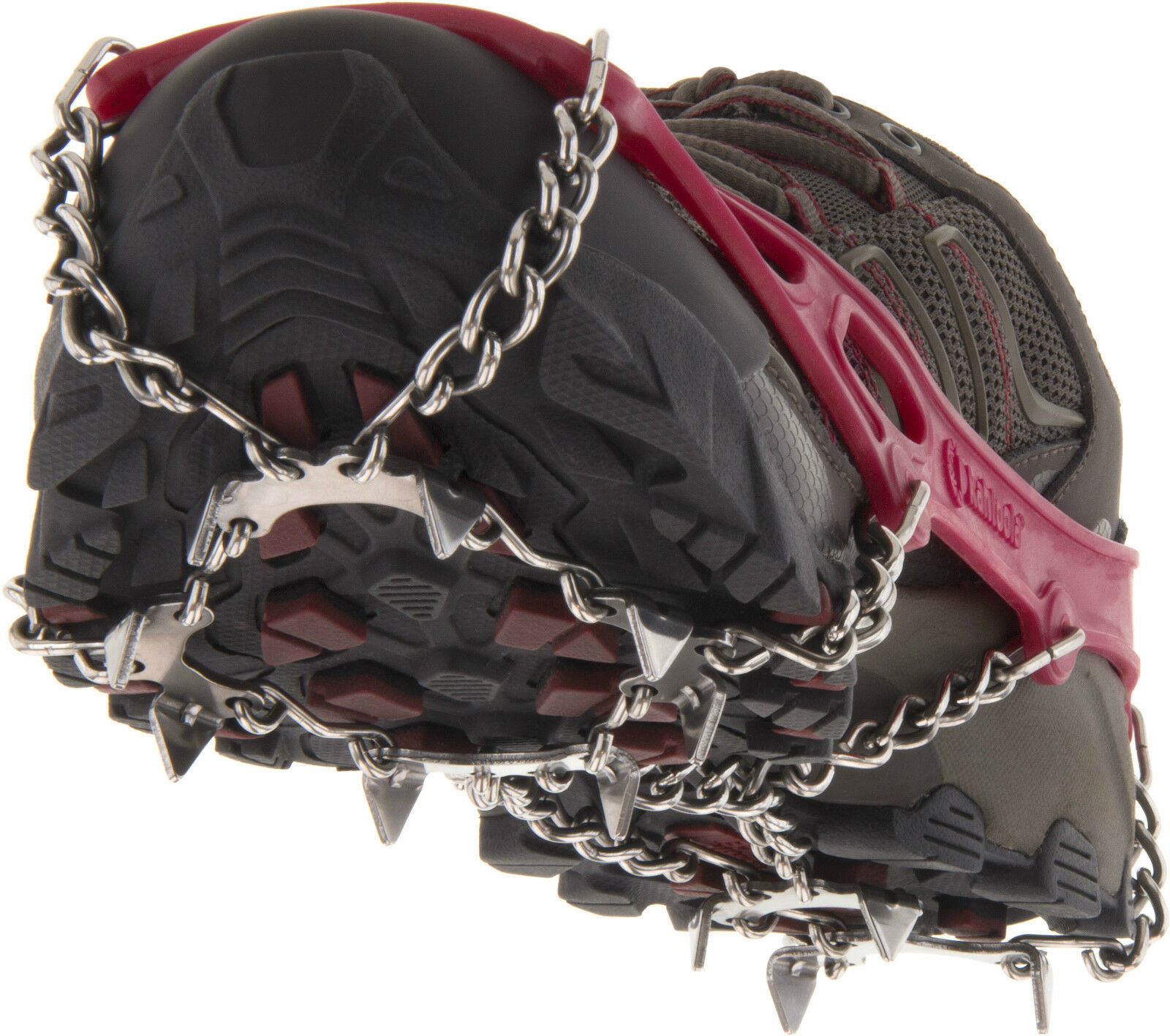 KAHTOOLA MICROSPIKES 16 NEW DESIGN for 2016MICRO CRAMPONS