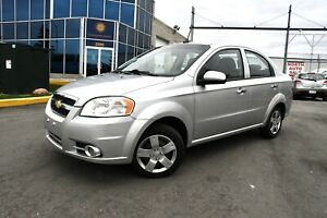 SOLD 2011 Chevrolet Aveo 4dr LT CERTIFIED! SAFETY!