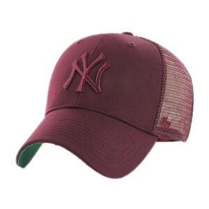 358dd694b955c Cap 47 Brand Mlb New York Yankees Mvp Ajustable Trucker Branson ...