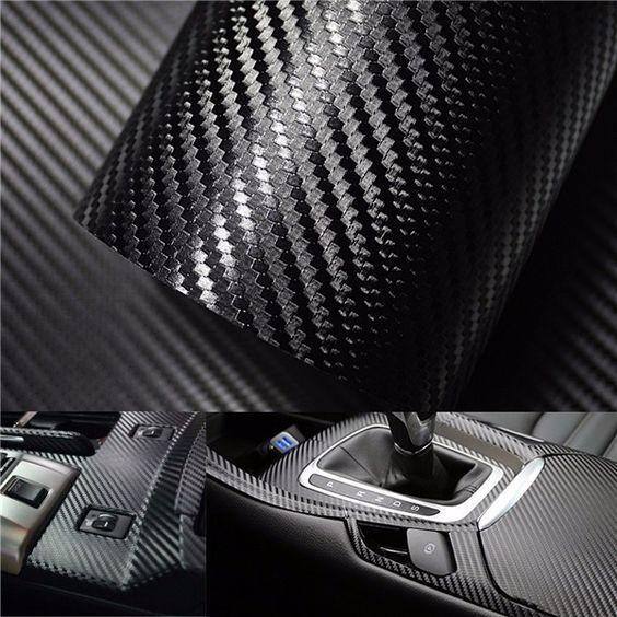3D 3D 3D Carbon Folie Auto carbonfolie schwarz autofolie selbstklebend be80ba