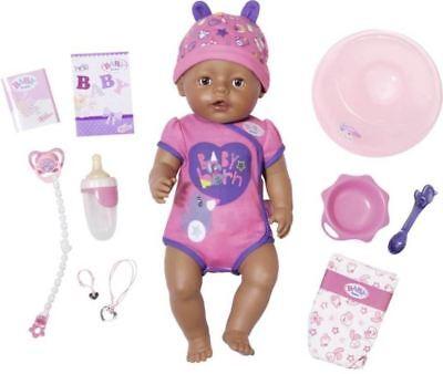 Baby Born Interactive Girl Doll Parts Accessories Zapf