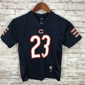 sports shoes bc66b 6d30a Details about Chicago Bears Devin Hester #23 NFL Team Apparel Youth Small 8  Jersey