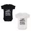 I WAS DADDYS FASTEST SWIMMER BABY GROW FUNNY GIFT