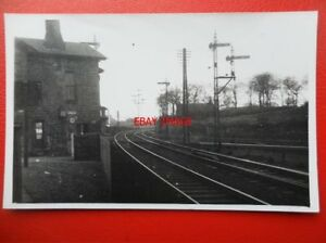 PHOTO  UKNOWN RAILWAY STATION  CAN YOU IDENTIFY IT 94 - Tadley, United Kingdom - PHOTO  UKNOWN RAILWAY STATION  CAN YOU IDENTIFY IT 94 - Tadley, United Kingdom