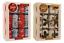 Box-Of-12-Christmas-Crackers-12-034-Assorted-Designs-Includes-Joke-Hat-Novelty-Gift Indexbild 2